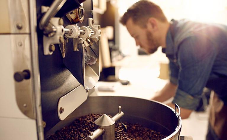 Koffiebranden