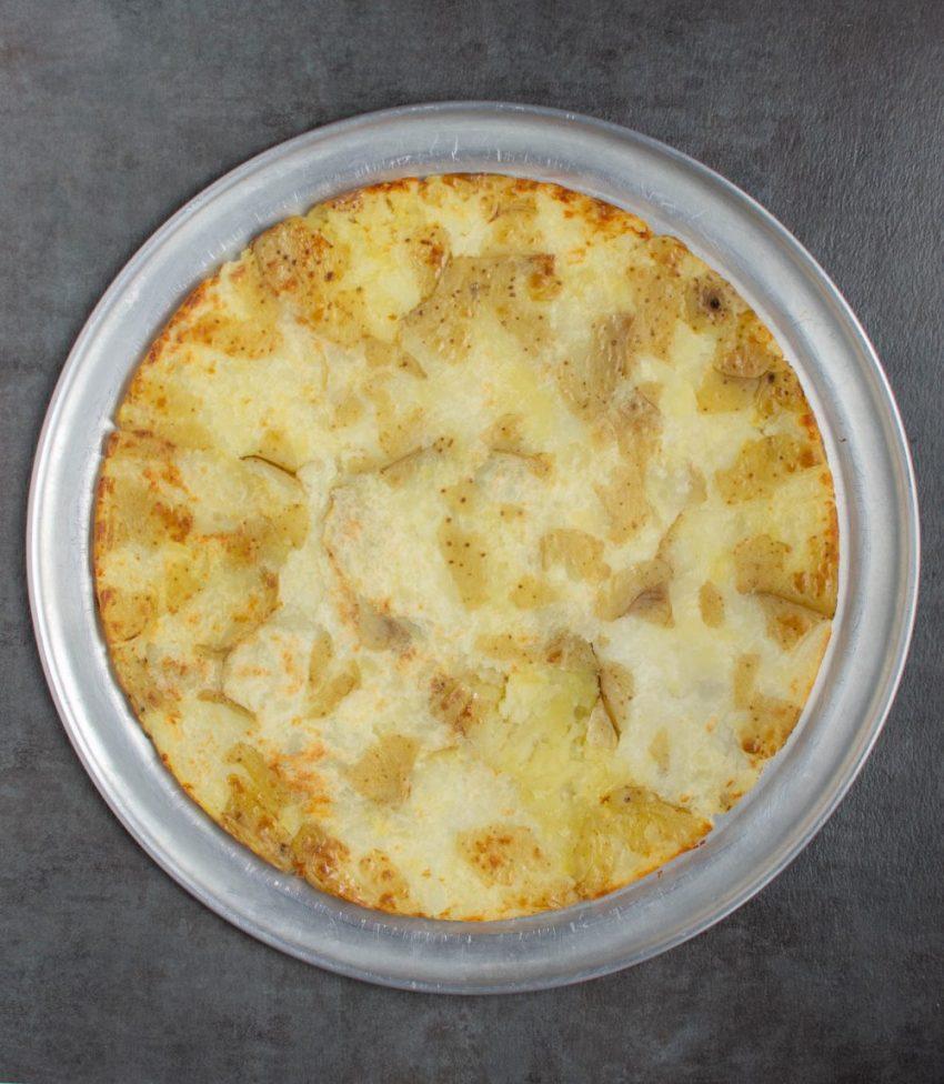 BABY POTATO PIZZA CRUST