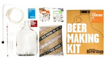 Kit biere - Brooklyn Brew Shop