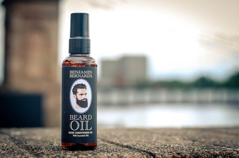 Comment prendre soin de sa barbe - Huile de barbe Benjamin Bernard's