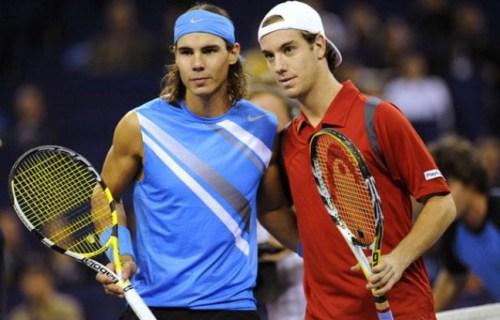 Richard Gasquet & Raphael Nadal