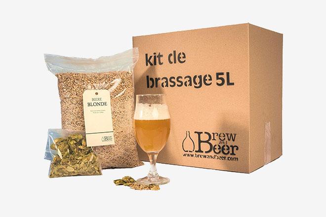 Kit Brassage de Biere par Brew and Beer
