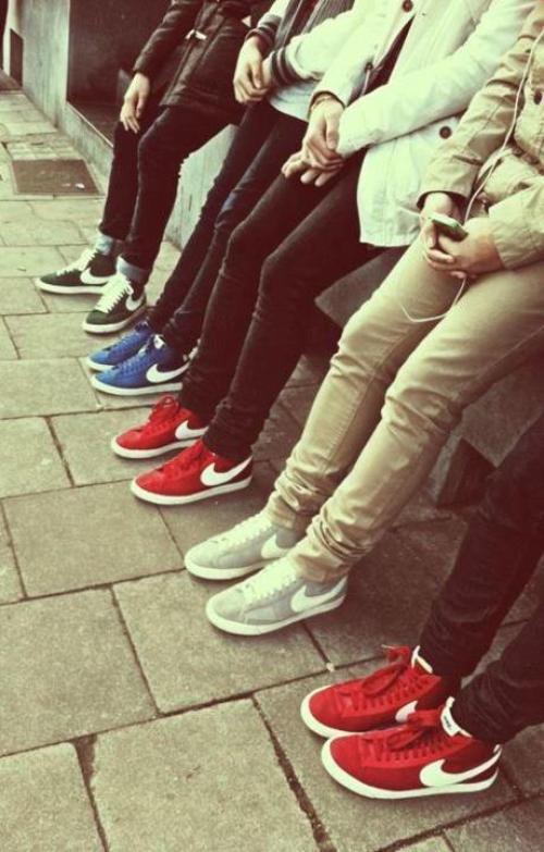 Nike blazer t