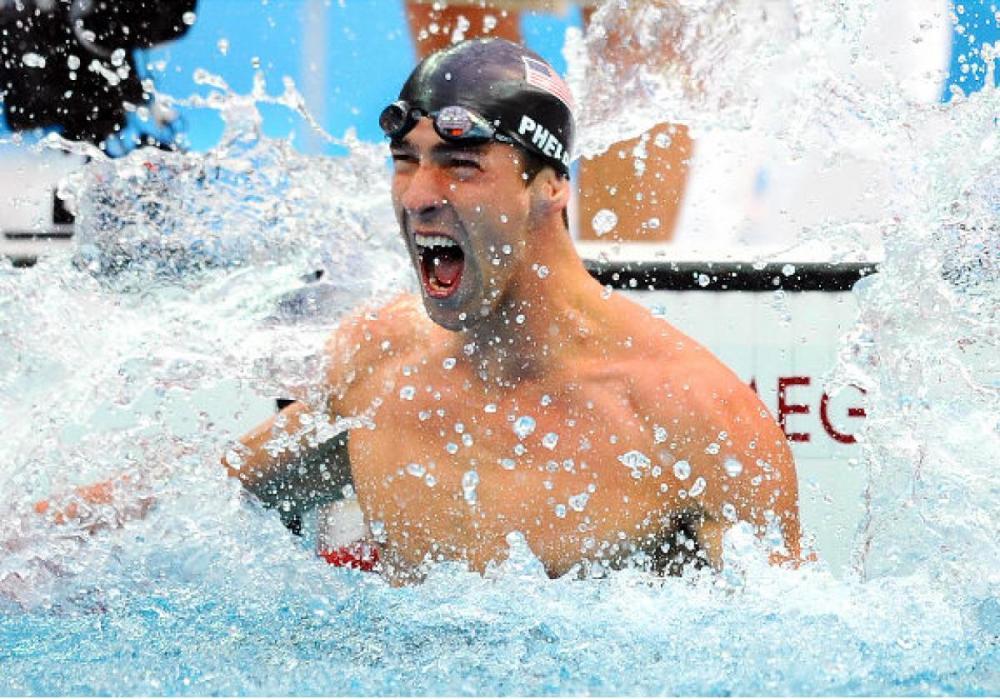 Hashtag Mental - Michael Phelps