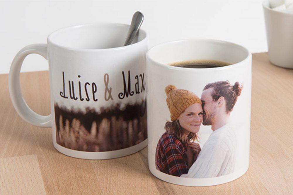 Les pires cadeaux pour homme - Le mug personnalisé
