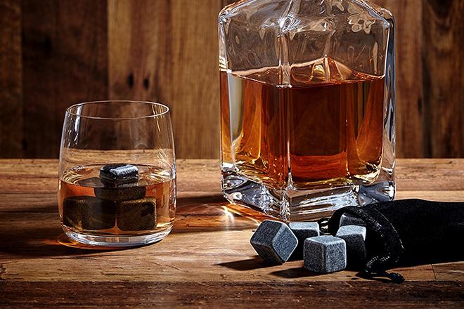 Guide Cadeaux Mixologiste - Pierres à Whisky