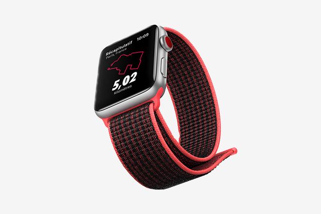 Guide Cadeaux Sportif - Apple Watch
