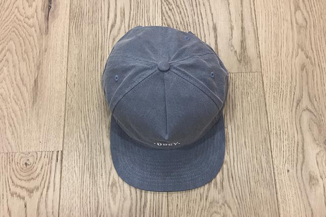 Formes de casquettes - Couronne classique snapback
