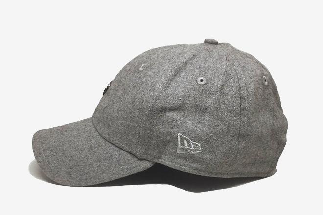 Formes de casquettes - Visière courbée