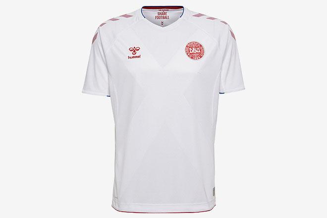 Danemark - Maillot extérieur Coupe du Monde 2018
