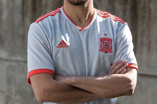 Espagne - Maillot extérieur Coupe du Monde 2018