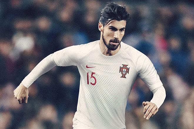 Portugal - Maillot extérieur Coupe du Monde 2018