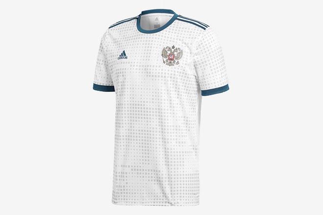 Russie - Maillot extérieur Coupe du Monde 2018