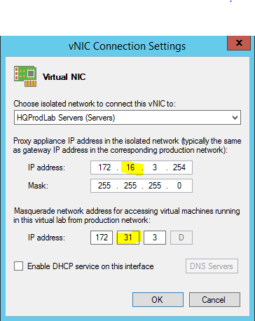 Setting Up External Access To A Veeam SureBackup Virtual Lab