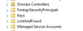 Dude, Where's My Managed Service Accounts?