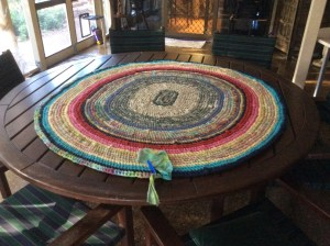 Crafter Rag Rug photo