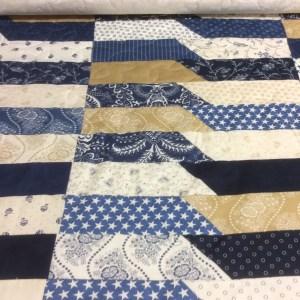 Adma's second quilt