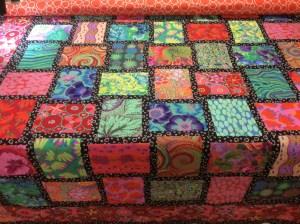 Johnelle Kaffe Fassett quilt