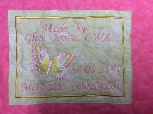 Glen Aplin label