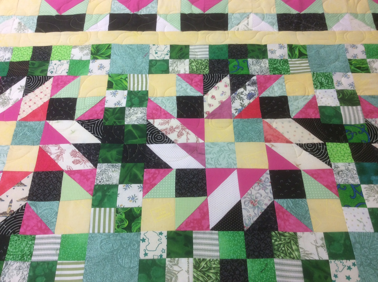 Quilter claims KoolKat machine quilting prize from quilting ... : quilting convention - Adamdwight.com