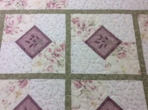Kathy sale quilt