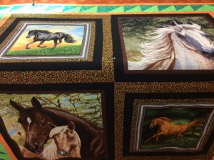 Horse quilts 3