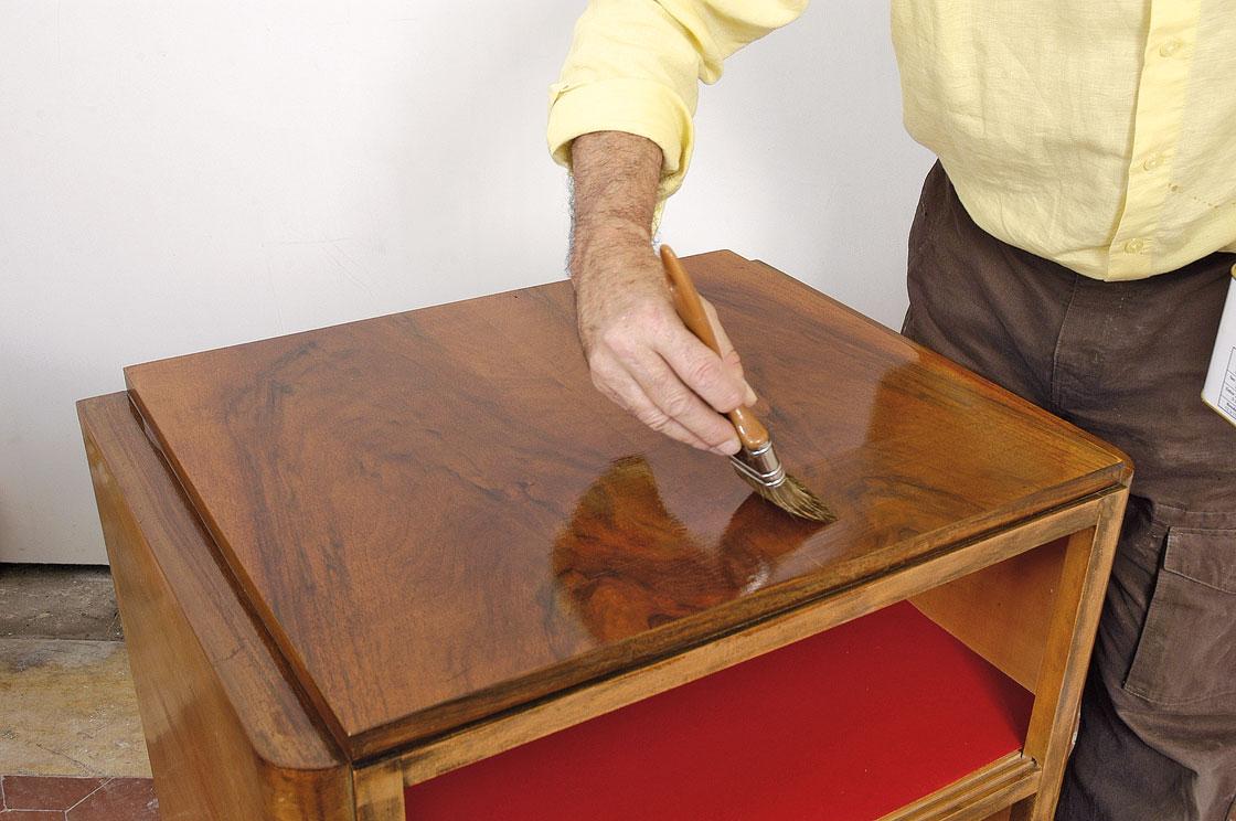 comment vernir un meuble koolnet
