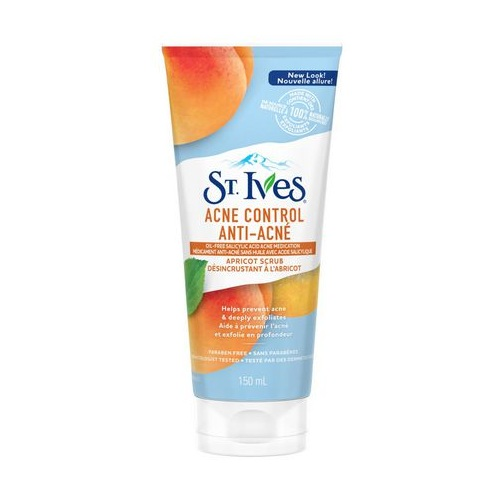 St Ives Fresh Skin Apricot Scrub Review