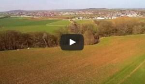 Zum Drohnenflug Video in Nidderau