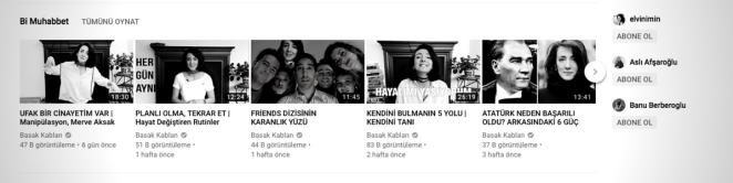 YouTuber Olmak İsteyenler için Özel Röportaj: Başak Kablan