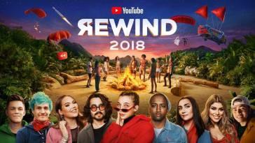 ''YouTube Rewind 2018'' Bugüne Kadarki En Beğenilmeyen Video Olma Yolunda