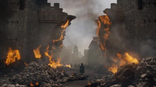 Game of thrones'un finali imza kampanyası