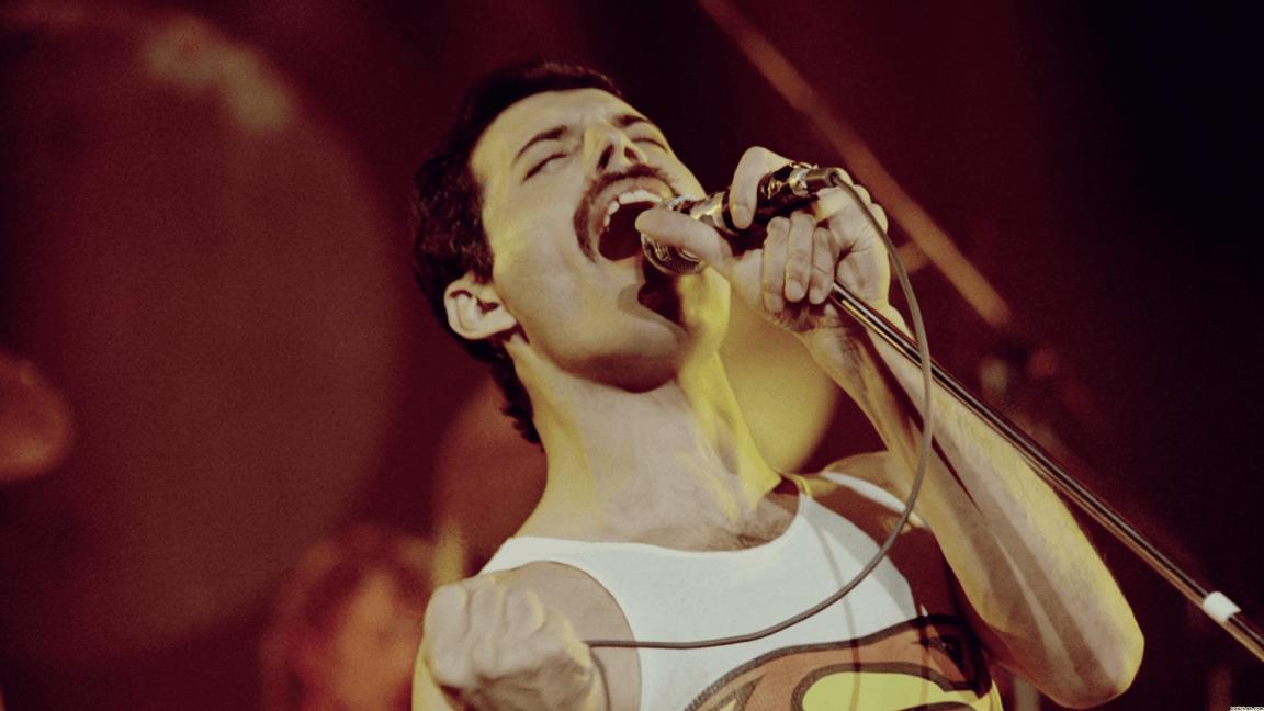Efsane Müzisyen Freddie Mercury'nin Kayıp Performansı Yayınlandı