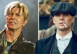 Bowie'nin Yayınlanmamış Albümüne Karşılık Peaky Blinders'tan Şapka Jesti