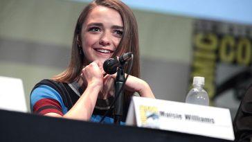 Game Of Thrones'un Arya'sı Bambaşka Bir Rolle Ekranlarda Olacak