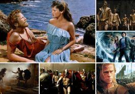 Mitoloji Sevenler İçin Hikâyesi Yunan Mitolojisinden Alınmış 7 Film