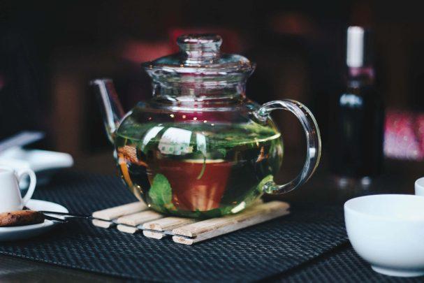 Metabolizma Hızınızı Arttıracak, Serinletici 5 Çay Tarifi