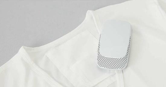 Sony Giyilebilir Klima Üretti