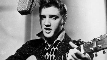 Elvis Presley'nin Hayatını Konu Alan Film Geliyor