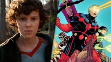 Stranger Things'in Eleven'ı Millie Bobby Brown Marvel Evrenine Giriyor