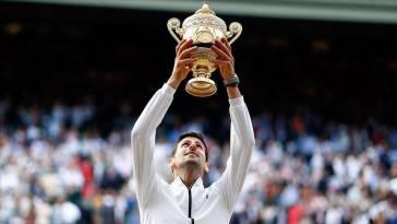 En Uzun Tenis Finalinin Galibi Djokovic Oldu