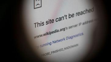 Sansür(!) - Vikipedi
