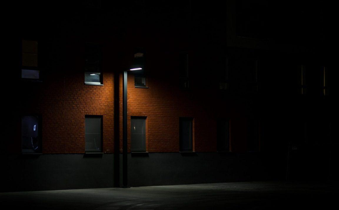 Karanlık Sokaklarda Korku...