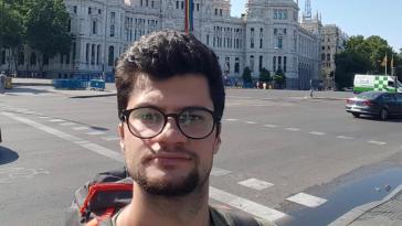Taksim'de Öldürülen Genç