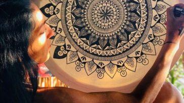 mandala sanatçısı aslıhan aksun