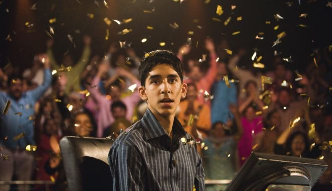 Slumdog Millionaire film sahnesi