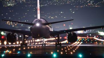 Gece Uçuşu - Uçak