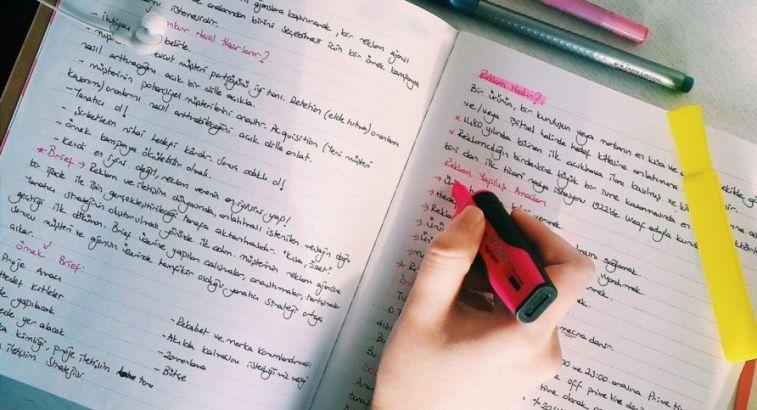 Ders Çalışmak Nasıl Daha Kolay Hale Gelir?