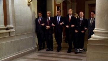 Slow Motion Takılarak Meclis'i Oyalayan Amerikalı Politikacılar