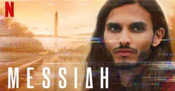 "Netflix: Messiah ""Gerçekten mi Netflix?"""